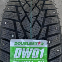 Double Star 225/55R17 T 97 DW01 шип.